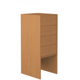 Шкаф для формуляров (ВхШхГ)1150х430х490