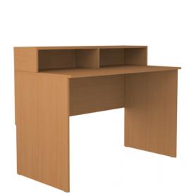 Стол-кафедра для выдачи книг (ВхШхГ)750х1200х600