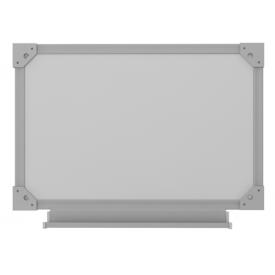 Доска одноэлементная магнитно/маркерная (ВхШхГ)500х750х10