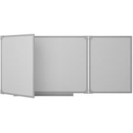Доска трехэлементная магнитно/маркерная (ВхШхГ)1000х3000х10