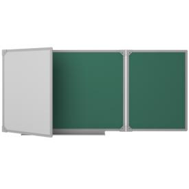 Доска трехэлементная комбинированная (ВхШхГ)1000х3400х10