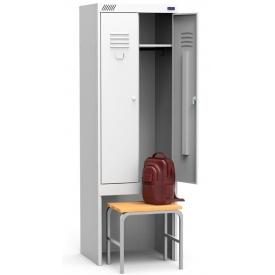 Шкаф ШРК 22-600-ВСК (ВхШхГ)1850х600х500