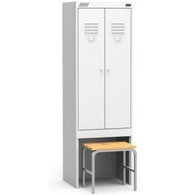 Шкаф ШРК 22-800-ВСК (ВхШхГ)1850х800х500