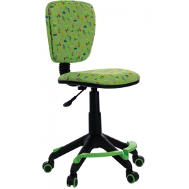 Кресло CH-204-F зеленый кактус
