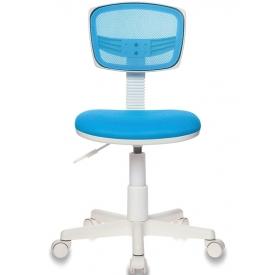 Кресло CH-W299 голубой