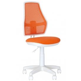 Кресло FOX-W оранжевый