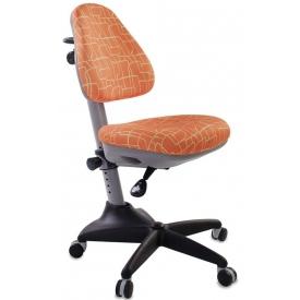 Кресло KD-2 оранжевый жираф
