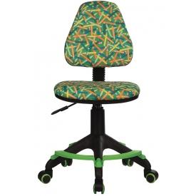 Кресло KD-4-F зеленый карандаши