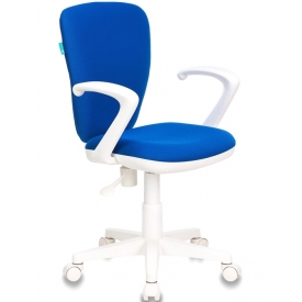 Кресло KD-W10AXSN синий