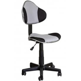 Кресло MIAMI серый/черный