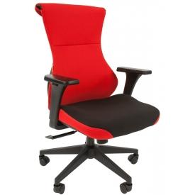 Кресло Game-10 красный/черный