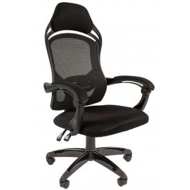Кресло Game-12 черный