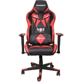 Кресло Bugatti красный/черный