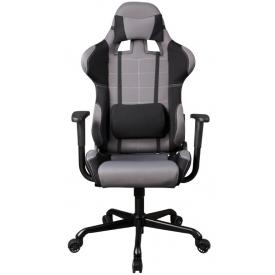 Кресло CH-771 серый/черный