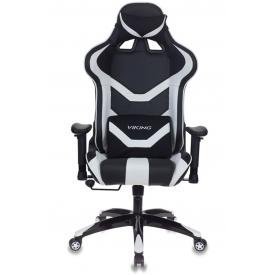 Кресло CH-772N черный/белый