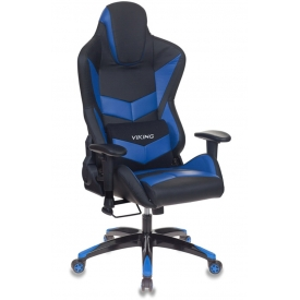 Кресло CH-773N черный/синий