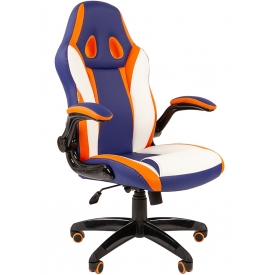 Кресло CHAIRMAN GAME-15 MIXCOLOR