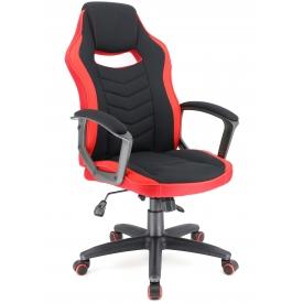 Кресло STELS-T красный/черный