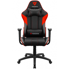 Кресло ThunderX3 EC3 красный/черный