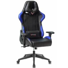 Кресло Viking-5 AERO черный/синий