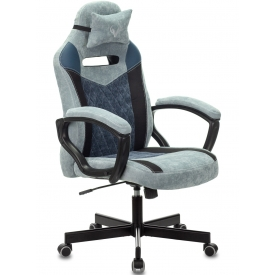 Кресло VIKING 6 KNIGHT FABRIC синий