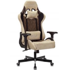Кресло VIKING 7 KNIGHT FABRIC коричневый