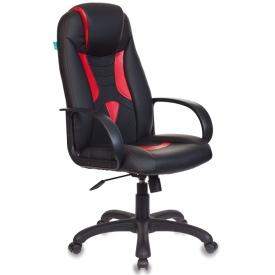 Кресло Viking-8 черный/красный