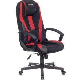 Кресло VIKING-9 черный/красный