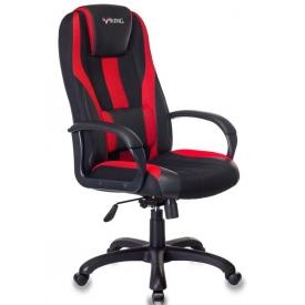 Кресло Viking-9N черный/красный