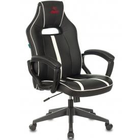 Кресло VIKING ZOMBIE A3 черный/белый