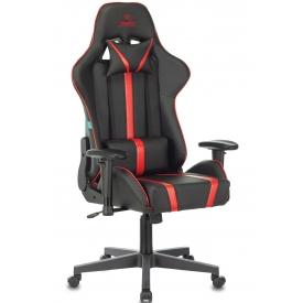 Кресло VIKING ZOMBIE A4 красный/черный