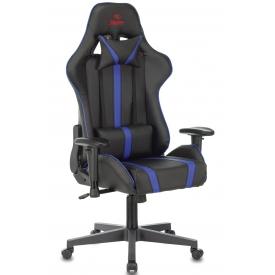 Кресло VIKING ZOMBIE A4 синий/черный