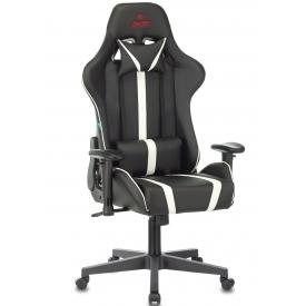 Кресло VIKING ZOMBIE A4 белый/черный