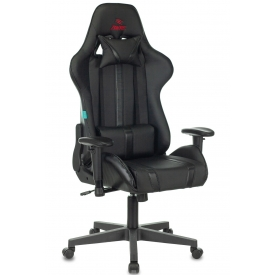 Кресло VIKING ZOMBIE A4 черный/карбон