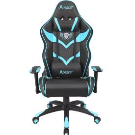 Кресло VIPER синий/черный