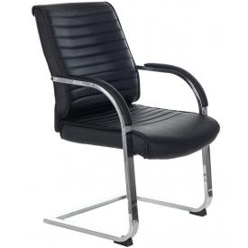 Кресло T-8010N-LOW-V черный