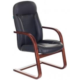 Кресло T-9923 Walnut-AV черный