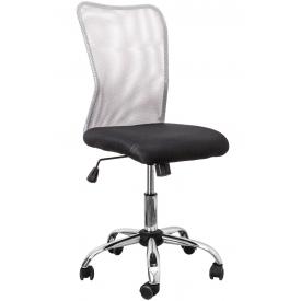 Кресло ARTUR серый/черный