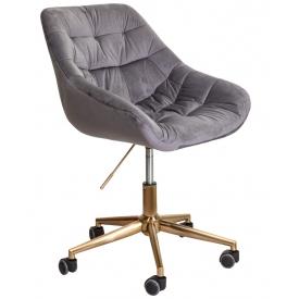Кресло BALI серый/золото