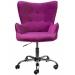 Кресло BELLA velvet фиолетовый