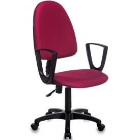 Кресло CH-1300N бордовый