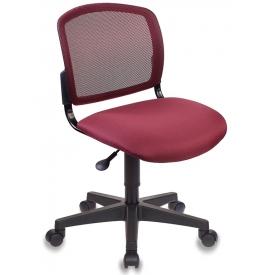 Кресло CH-296 бордовый