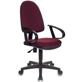 Кресло CH-300AXSN бордовый