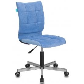 Кресло CH-330M Velvet голубой