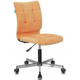 Кресло CH-330M Velvet оранжевый