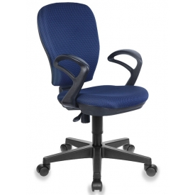 Кресло CH-513AXN синий