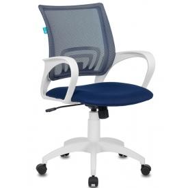 Кресло CH-W695N темно-синий