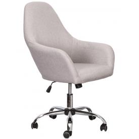 Кресло Gloria серо-бежевый