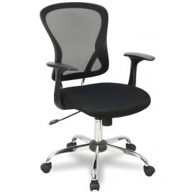 Кресло H-8369F черный