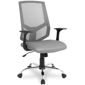 Кресло HLC-1500 серый
